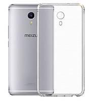 TPU чехол Ultrathin Series 0,33mm для Meizu M3 Max Бесцветный (прозрачный)