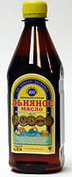 Льняное масло  Чкаловск - 0,5 л.