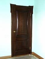 Двери межкомнатные из массива Ясеня.