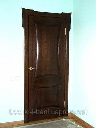Двери межкомнатные из массива Ясеня., фото 2