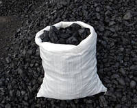 Уголь антрацит АОМ 15-35 в мешках по 30 кг