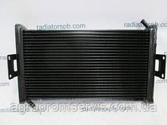 Радиатор масляный МТЗ-82  245-1013100 (2-х рядний)