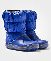 Cапоги CROCS winter Kids Puff Boot  размер С10