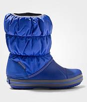 Cапоги CROCS winter Kids Puff Boot  размер С9, фото 3