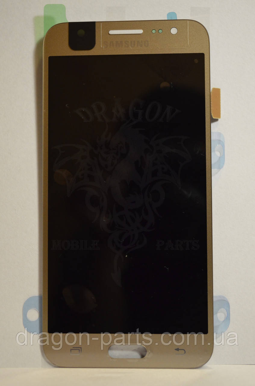 Samsung J500 Galaxy J5 Gold Gh97 17667c