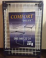 Сушилка для белья напольная COMFORT Delux 18м
