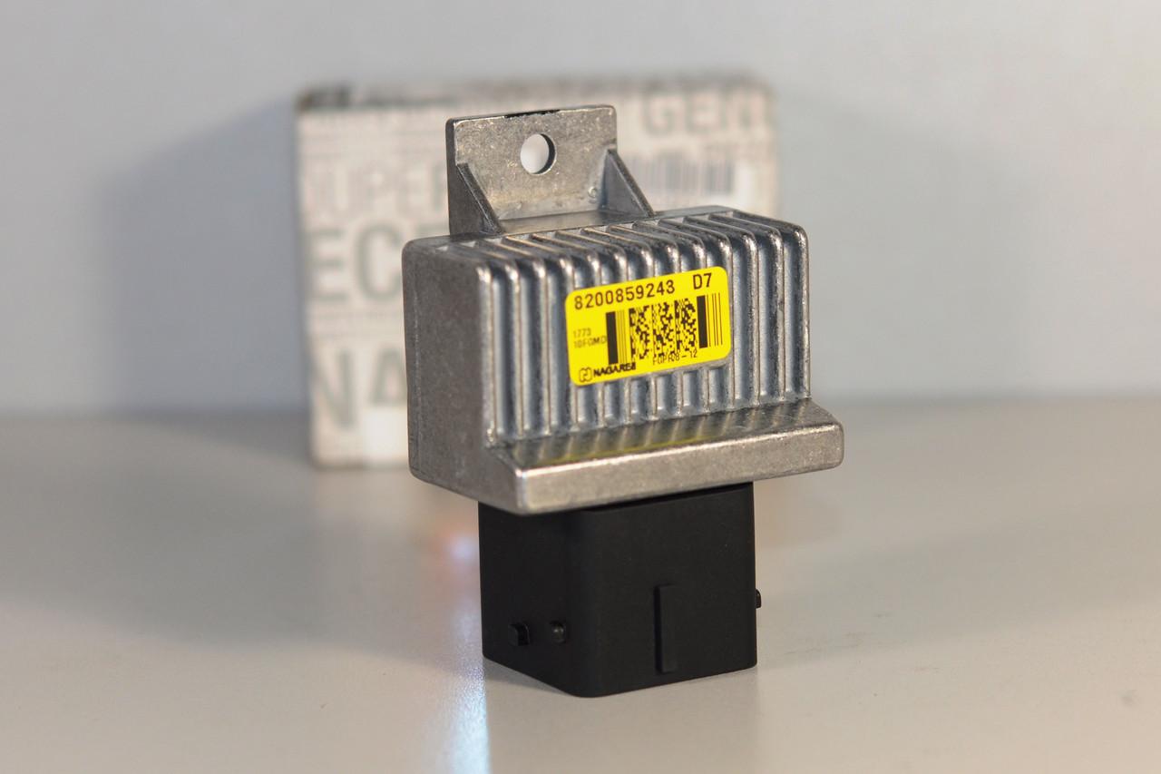 Реле свечей накала (8 контактов) на Opel Vivaro 06-> 2.0dCi + 2.5dCi (146л.с.) — Оригинал OPEL - 4419200