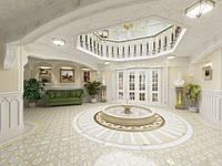Дизайн интерьеров котеджей, особняков, вилл.