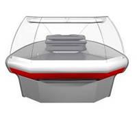 Угловая холодильная витрина Carbomа ВХСу-1