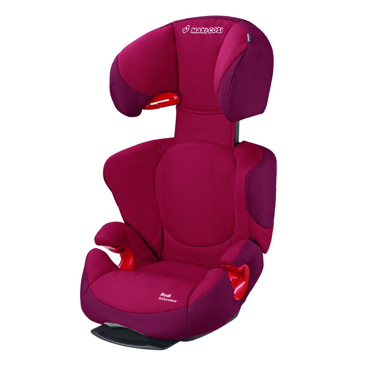 Автокресло Maxi Cosi Rodi AP 15-36 кг (75108990) Robin Red (тёмно-красный)