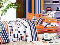 """Комплект постельного белья Тиротекс бязь """" Оранж""""TD35, фото 1"""