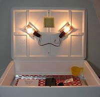 Инкубатор Наседка ИБ-70 на 70 яиц с ручным переворотом KRV Наседка-70