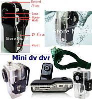 Микро видеокамера, карманная видеокамера, камера - кулон, водонепроницаемая камера