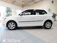 Молдинги дверей Audi Q3