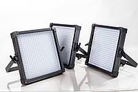 LED F&V Z400 CRI > 95% 5600K КОМПЛЕКТ (3 лампы) светодиодный постоянный студийный видео свет