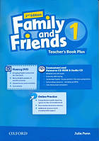 Family and Friends 1 Second Edition - Teacher's Book Plus Pack