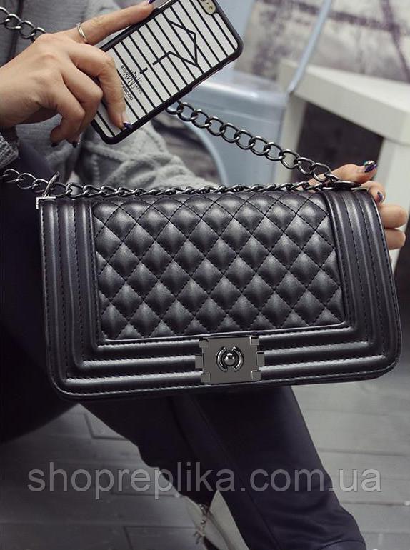dc6b72526f4e Клатч Шанель на цепочке по очень выгодной цене , брендовые сумки - Интернет  магазин любимых брендов