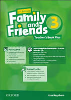 Книга учителя к Family and Friends 3 Second Edition - Teacher's Book Plus Pack