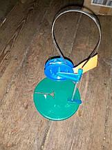 Жерлица рыболовная сумская на алюминевой стойке оснащенная