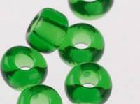 Чешский бисер 5 грамм 50120 Preciosa зеленый