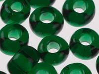 Чешский бисер 5 грамм  50150 Preciosa зеленый
