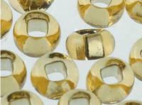 Чешский бисер 5 грамм  17020 Preciosa золотой