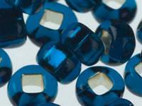 Чешский бисер 5 грамм  67100 Preciosa синий