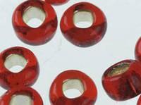 Чешский бисер 5 грамм 97090 Preciosa красный