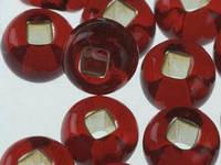 Чешский бисер 5 грамм   97120 Preciosa красный