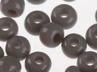 Чешский бисер 5 грамм  43020 Preciosa серый