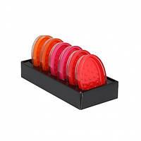 """Мыльница Axentia """"Graz"""" orange/pink/rot, фото 1"""