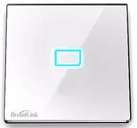 Настенный выключатель TC2-1 Broadlink (одна кнопка)