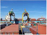 Грузоперевозки под таможенным контролем из морских портов