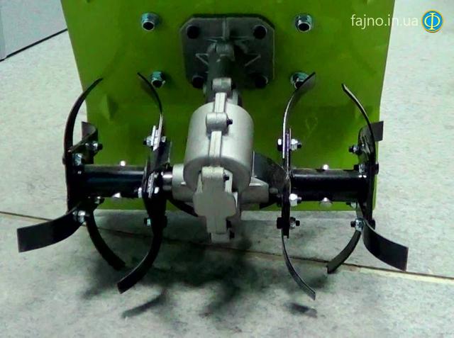 бензиновый культиватор Кентавр МК 10-1 редуктор