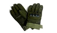 Перчатки кожаные тактические в ассортименте
