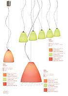 Светильники из Бельгии Персиковый