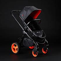 Универсальная коляска 2 в 1 iCandy Peach Black Edition, фото 3
