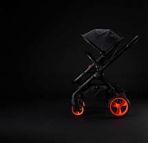 Универсальная коляска 2 в 1 iCandy Peach Black Edition, фото 2