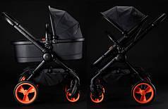 Универсальная коляска 2 в 1 iCandy Peach Black Edition