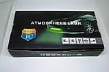 Підсвічування днища автомобіля RGB 120*90 з пультом, фото 2