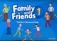 Family and Friends 1 Second Edition - Teacher´s Resource Pack
