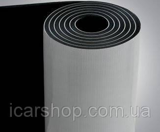 Шумоизоляция OneFlex FKY самоклеющийся на фольге, вспененный каучук, 13 мм