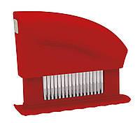 Тендерайзер ручной 45 лезвий красный 150x40x(H)105 мм Hendi 843451