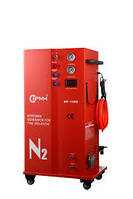 Установка для накачки шин азотом (генератор азота)