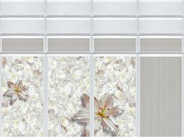 Панели декоративные Digital Print Floreal
