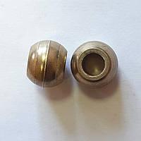 Втулка сферическая бронзографитовая 6х13х10