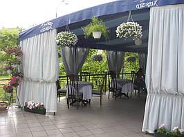 Летняя терасса ресторана GEORGIA 3