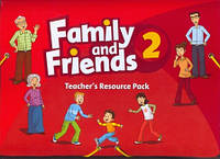 Family and Friends 2 Second Edition - Teacher´s Resource Pack