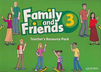 Family and Friends 3 Second Edition - Teacher´s Resource Pack