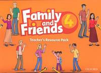 Папка для учителя с доп материалами к Family and Friends 4 Second Edition - Teacher´s Resource Pack